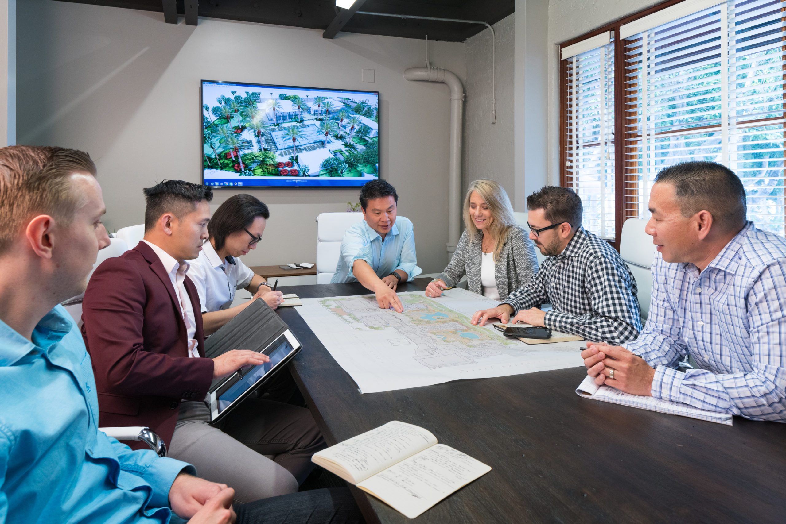 Why Hiring A Commercial Landscape Architect Early On Is Vital To A Project's Success