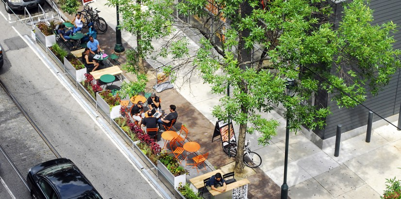 Catalyst for Public Space